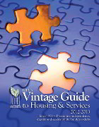 Vintage Guide to Housing and Services 2012-2013