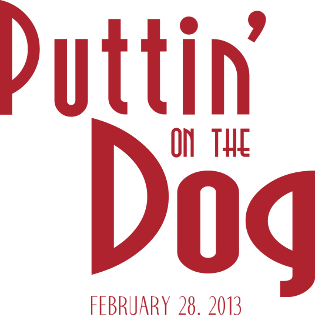 Puttin' on the Dog Logo