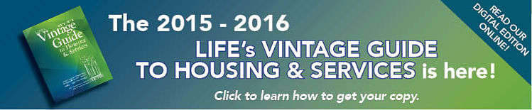 2015-2015 Vintage Guide to Housing and Services